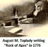 august m. toplady